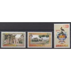 Jamaïque - 1998 - No 920/922 - Sites