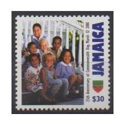 Jamaïque - 2001 - No 990 - Histoire