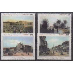 Jamaïque - 2001 - No 992/995 - Peinture
