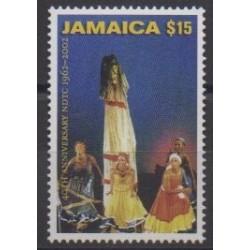 Jamaica - 2002 - Nb 999 - Music