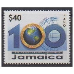 Jamaica - 2002 - Nb 1000 - Health
