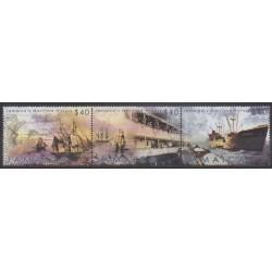 Jamaïque - 2003 - No 1022/1024 - Navigation