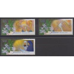 Jamaïque - 2003 - No 1025/1027 - Noël