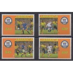 Jamaïque - 2004 - No 1047/1050 - Football