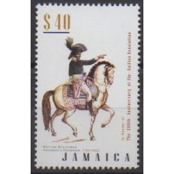 Jamaica - 2004 - Nb 1028 - Various Historics Themes