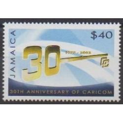 Jamaica - 2003 - Nb 1017