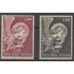 Vatican - 1968 - Nb PA53/PA54