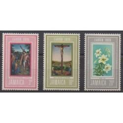 Jamaica - 1970 - Nb 312/314 - Easter