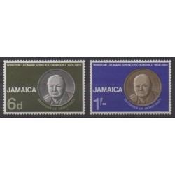 Jamaica - 1966 - Nb 259/260