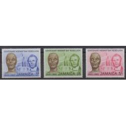 Jamaica - 1965 - Nb 251/253