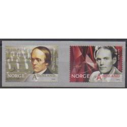 Norway - 2015 - Nb 1830/1831 - Celebrities