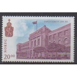 Norway - 2015 - Nb 1832 - Monuments