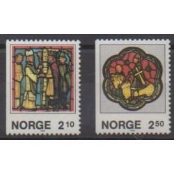 Norway - 1986 - Nb 915/916 - Christmas