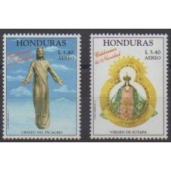 Honduras - 1997 - No PA901/PA902 - Religion