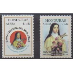 Honduras - 1997 - No PA894/PA895 - Religion