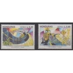 Honduras - 1992 - No PA799L/PA799M