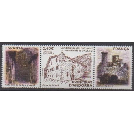 Andorre espagnol - 2020 - No 493 - Sites