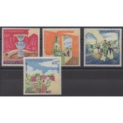 Laos - 1964 - No 97/100 - Histoire