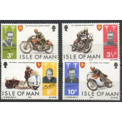 Man (Isle of) - 1974 - Nb 29/32 - Motorcycles