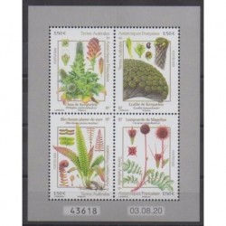 French Southern and Antarctic Lands - Blocks and sheets - 2021 - Nb F969 - Flora