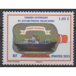 TAAF - 2021 - No 979 - Navigation