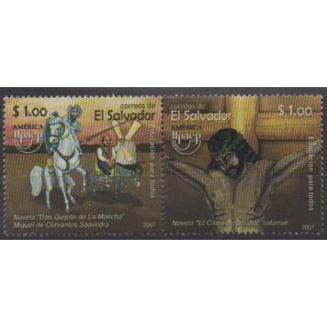 Salvador - 2007 - No 1697/1698