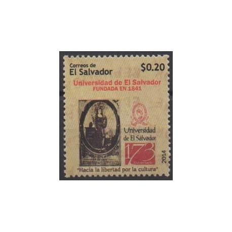 Salvador - 2014 - No 1850