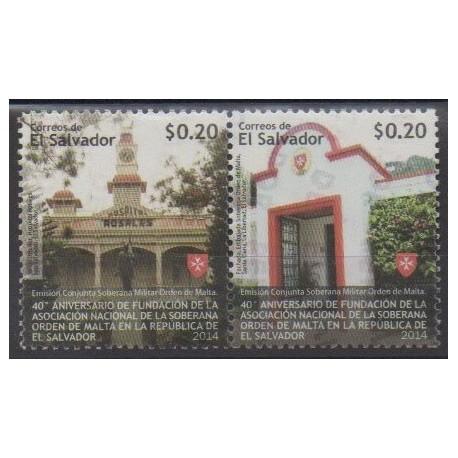 Salvador - 2014 - No 1848/1849