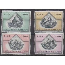 Vatican - 1971 - Nb PA55/PA58 - Religion