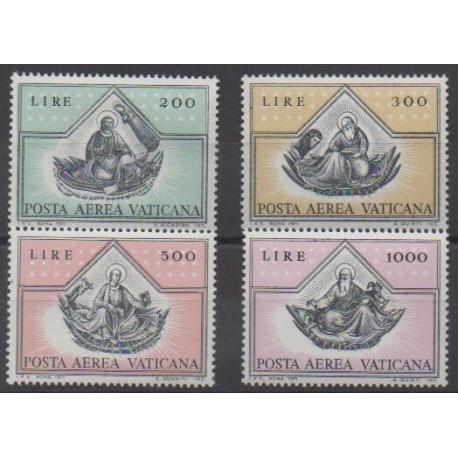 Vatican - 1971 - No PA55/PA58 - Religion