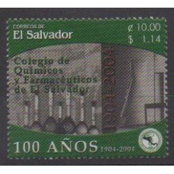 Salvador - 2004 - No 1569 - Sciences et Techniques