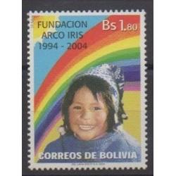 Bolivia - 2004 - Nb 1170