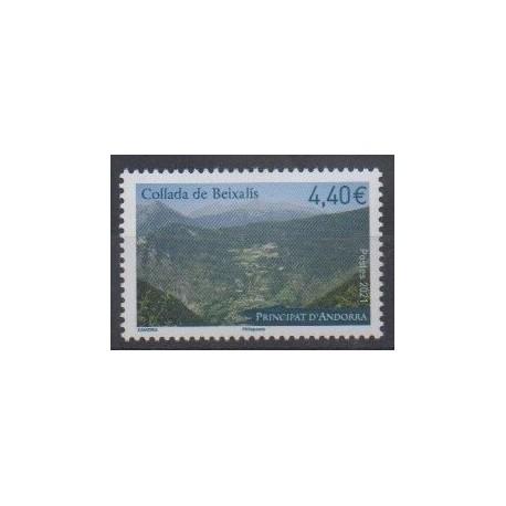 Andorre - 2021 - No 855 - Sites
