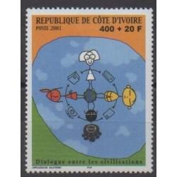 Ivory Coast - 2001 - Nb 1087