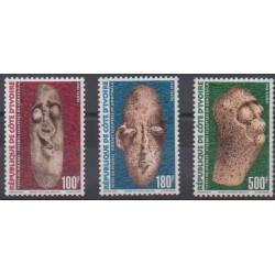Ivory Coast - 1997 - Nb 986/988 - Art