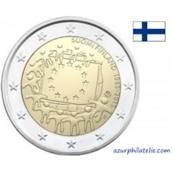 2 euro commémorative - Finland - 2015 - 30th anniversary of the EU flag - UNC