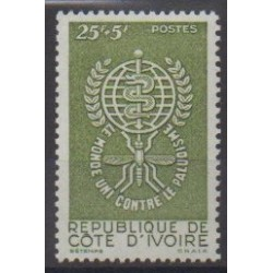 Ivory Coast - 1962 - Nb 205 - Health