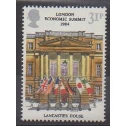 Grande-Bretagne - 1984 - No 1130 - Monuments