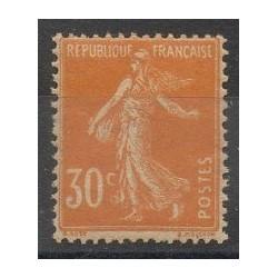 France - Varieties - 1907 - Nb 141c