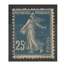 France - Varieties - 1907 - Nb 140r
