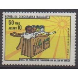 Madagascar - 1984 - No 728 - Enfance