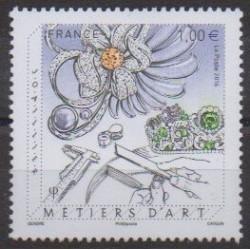 France - Poste - 2016 - No 5114 - Artisanat ou métiers