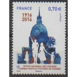France - Poste - 2016 - No 5113 - Première Guerre Mondiale