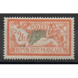 France - Poste - 1907 - Nb 145 - Mint hinged