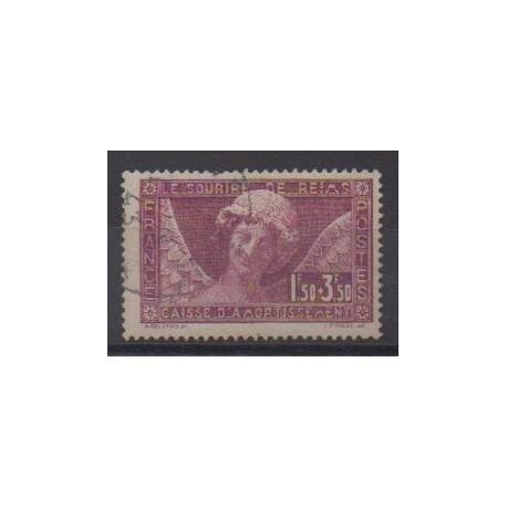 France - Poste - 1930 - No 256 - Art - Oblitéré