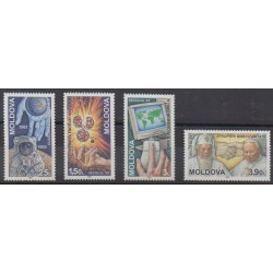 Moldova - 2000 - Nb 307/310