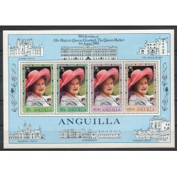 Anguilla - 1980- Nb BF 33 - Royalty