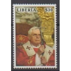 Liberia - 2007 - No 4467 - Papauté