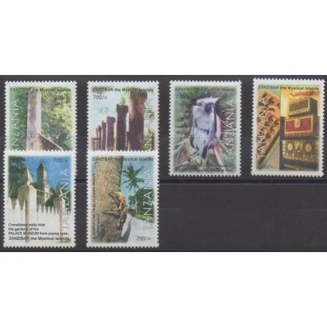 Tanzanie - 2013 - No 3887E/3887K