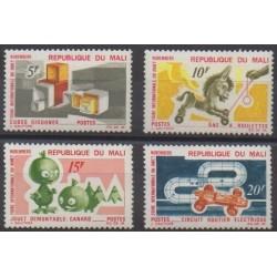 Mali - 1969 - Nb 120/123 - Childhood